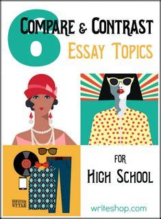 Compare and contrast essay for 4th graders